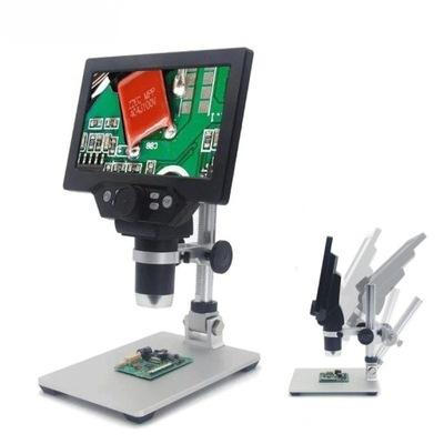 MIKROSKOP CYFROWY x1200 7cal 12MP HD LCD LED + AKU