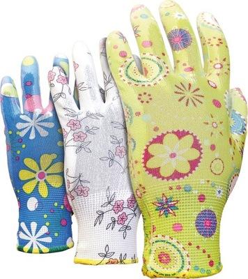 перчатки перчатки Женские садовое ВАМПИРЫ 3par