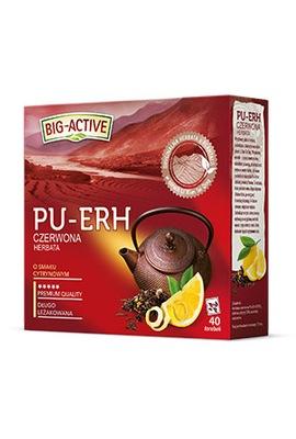 Big Active Pu-Erh ??? красная лимонная 40 тб