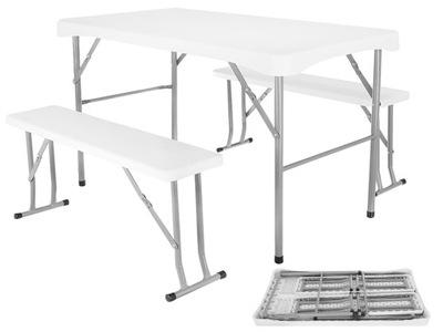 комплект катеринг Банкетный ??? стол + 2 Скамейки