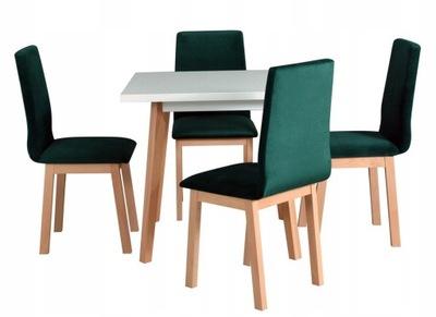 комплект скандинавский стол ?????????? 80cm+4 стулья