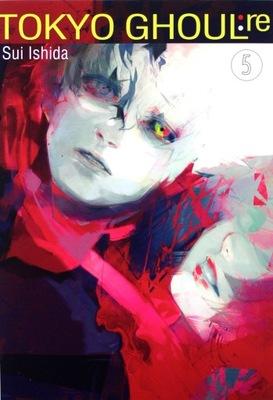 TOKYO GHOUL: RE (TOM 5) - Sui Ishida [KOMIKS]
