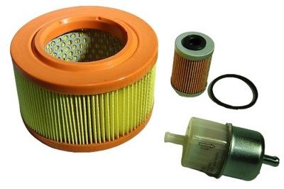 Filtry kpl. HATZ WACKER DPU4045 DPU 4545 5045 5545