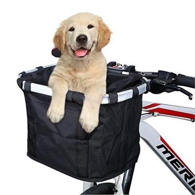 Koszyk Na Rower Torba Dla Psa Kota