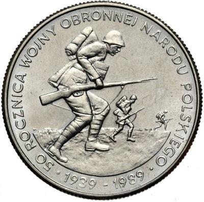 Polska 500 Złotych 1989 50 ROCZNICA WOJNY OBRONNEJ