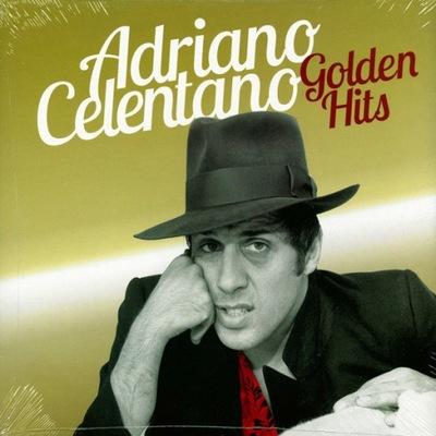 LP- ADRIANO CELENTANO- GOLDEN HITS (NOWA W FOLII)