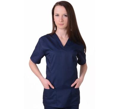 Bluza medyczna chirurgiczna XXL