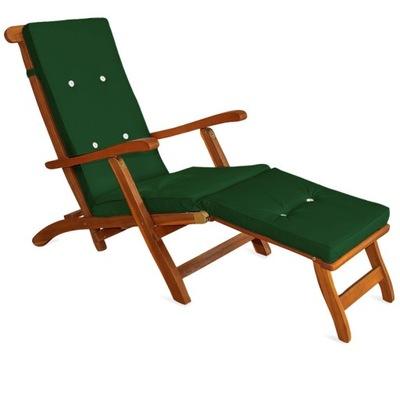 МАТРАС подушка подушка НА ЛЕЖАК 173x43x4 зеленый