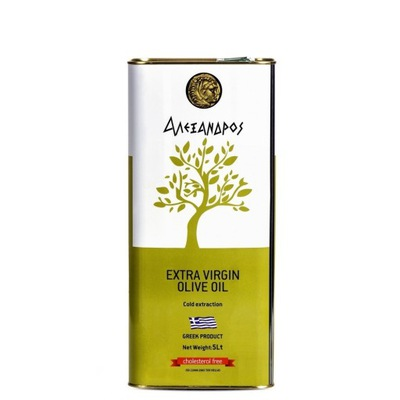 Alexandros instagram масло оливковое  экстракласс 5Л НОВИНКА N