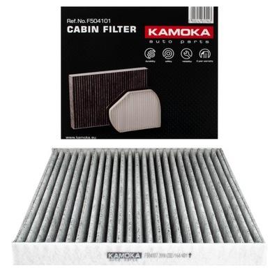 Filtr kabinowy węglowy KAMOKA F504101 CUK2035