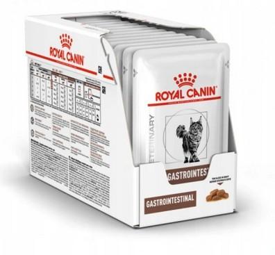 Royal Canin GASTRO INTESTINAL kot 12 x 85 g