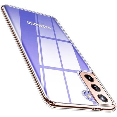 Etui Premium Case + Szkło do Samsung Galaxy S21 5G