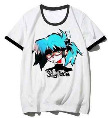 Męski T-shirt Koszulka NOWOŚĆ Sally Face S 36