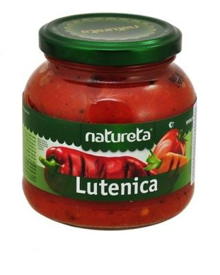 [KŚ] Lutenica, pasta warzywna 300g Natureta