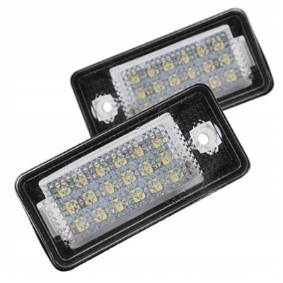 ПОДСВЕТКА LED (СВЕТОДИОД ) DO AUDI A3 A4 B6 B7 A6 C6 Q7