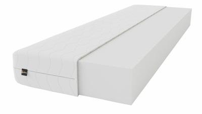 Матрас пенный с чехлом 140x200x16 см ALABAMA