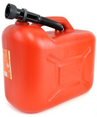 KANISTER AL COMBUSTIBLE BENZYNE ACEITE 20L LEJKIEM ATEST