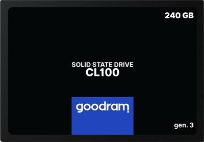 "Dysk twardy SSD 2.5"" GODDRAM CL100 240GB"