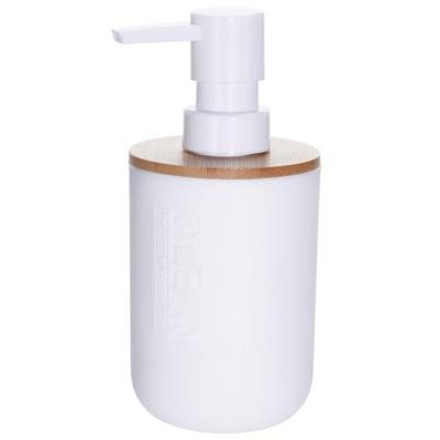 Дозатор контейнер ??? мыла ? жидкости жидкости Бамбук