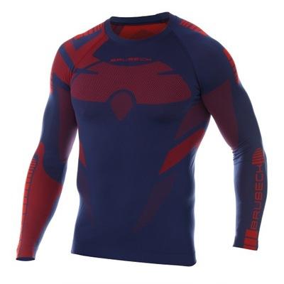 Koszulka termoaktywna męska BRUBECK Dry - L