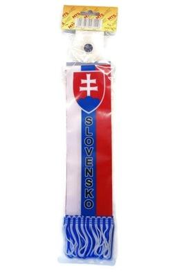 PROPORCZYK ДЛИННЫЙ FLAGA SLOWACJA TIR BUS