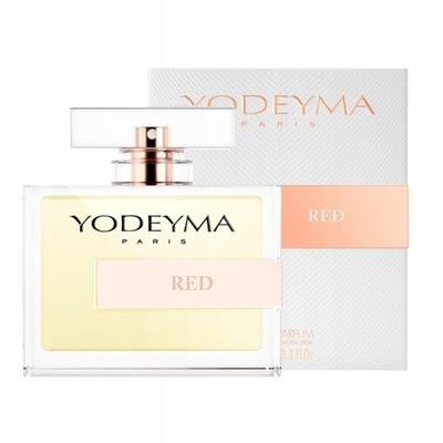 RED Perfumy damskie YODEYMA 100ml