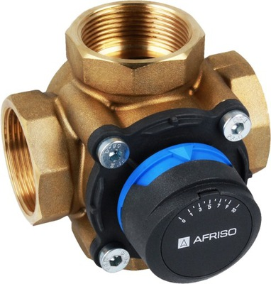 Miešanie ventil 4-D-40 GW Kvs25 1348610 Afriso