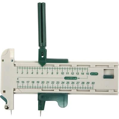 Нож cyrklowy вырезания кружков из бумаги 1 ,2 -30 см
