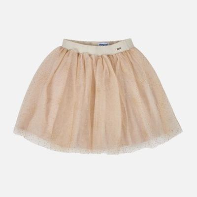 Mayoral 6951 79 Spódnica plisowana dla dzieci Pudrowy róż