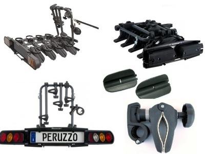 Bagażnik rowerowy na hak holowniczy Peruzzo COMO 4
