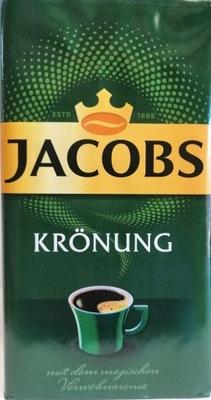 ДЖЕЙКОБС Kronung 500? кофе молотая