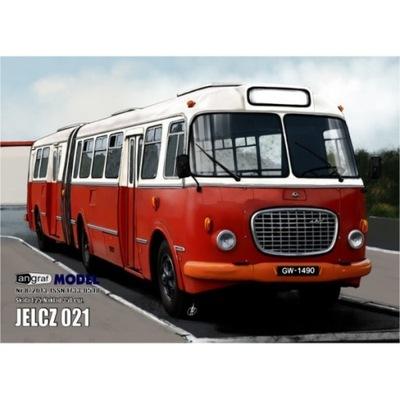Angraf Model 8/2013 Autobus Jelcz 021 1:25