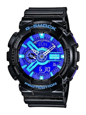 Wodoszczelny zegarek męski G-SHOCK wstrząsoodporny