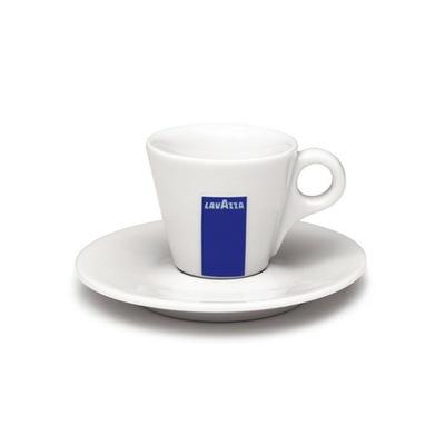 чашка Lavazza espresso 70 мл с тарелкой 1 штук