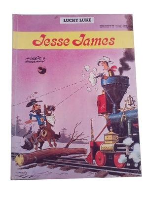 LUCKY LUKE - JESSE JAMES 1992 r. wyd. I