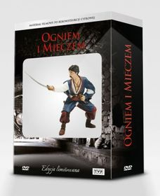 Ogniem i mieczem + figurka Bohuna DVD FOLIA