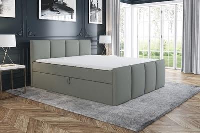 кровать Обиты Континентальный ГРЕГ 160 матрас