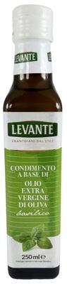 instagram масло LEVANTE  Vergine ?? вкусом Базилик 250 мл