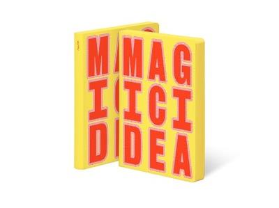 Notatnik Nuuna Graphic L Magic Idea