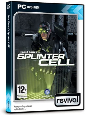 TOM CLANCY'S SPLINTER CELL PC