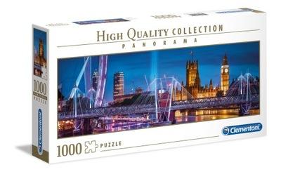 Puzzle 1000 elementów High Quality Londyn
