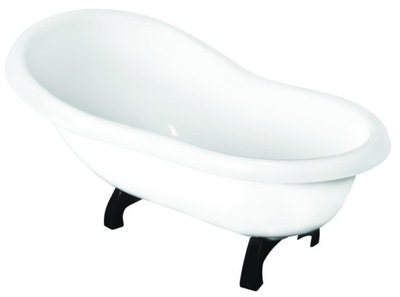 BESCO OTYLIA BABY FREE-STANDING BATHTUB 85x47 SIFÓN