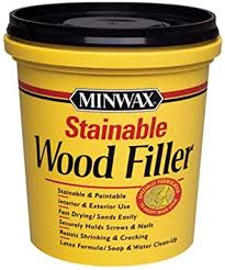 Шпаклевка ??? дерева Minwax Stainable Wood Filler