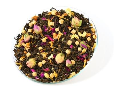 Herbata PUERH PASIEKA (50g) toffee miód jaśmin
