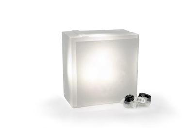 Светильник встроенный свет кубик LED Холланд 10х10 BZ