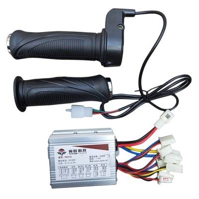 Kontroler prędkości szczotki - 4 36V500W