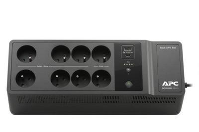 Zasilacz BE850G2-CP Back UPS 850VA 520W 6+2xFR,