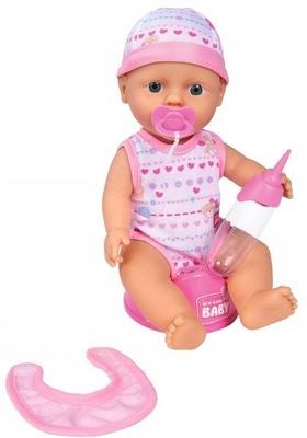 SIMBA New Born Baby Doll s funkčné príslušenstvo