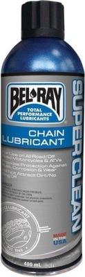 BEL-RAY SUPER CLEAN 400ml SMAR ŁAŃCUCHA