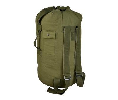WOREK żeglarski plecak 90L Texar legionisty olive